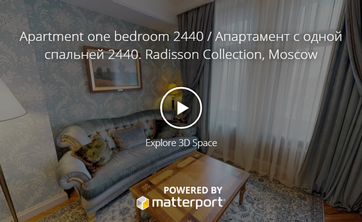 apartment one bedroom 2440