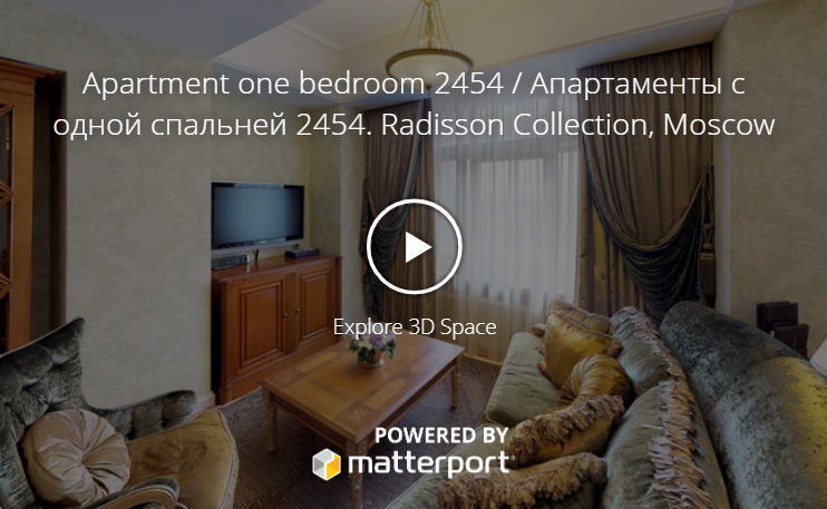 apartment one bedroom 2454