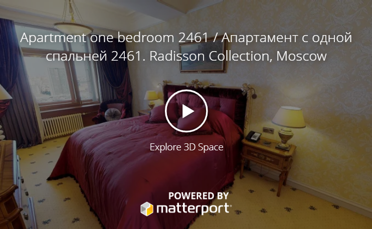 apartment one bedroom 2461