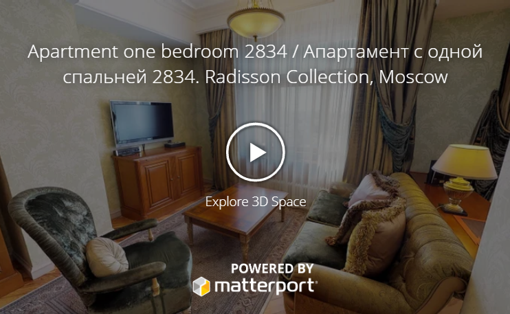 apartment one bedroom 2834