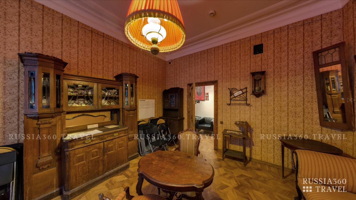 Музей Булгакова в Москве (Нехорошая квартира Булгакова)